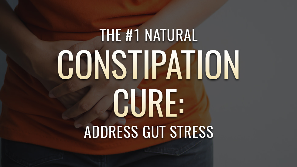 natural constipation cure