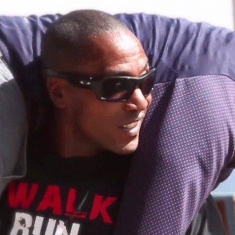 Darryl Edwards Exercising