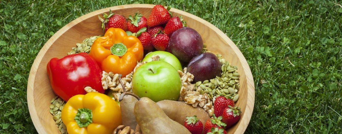 Fruit Veg Nuts