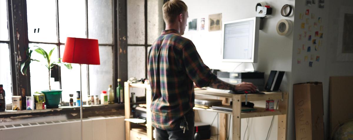 Beyond Standing Desks