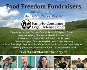 Food Freedom Fundraiser