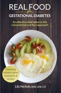 Real Food for Gestational Diabetes