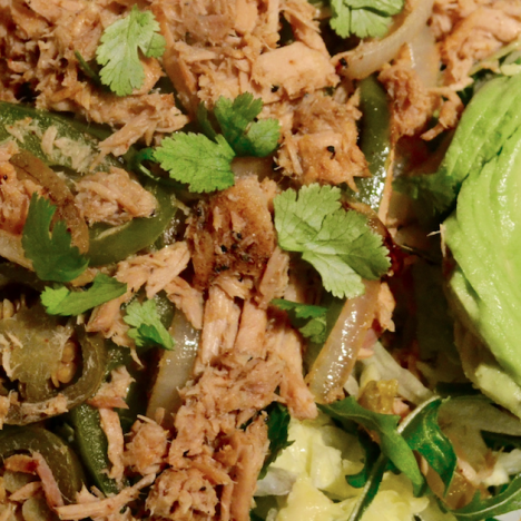Perfect Paleo Pulled Pork