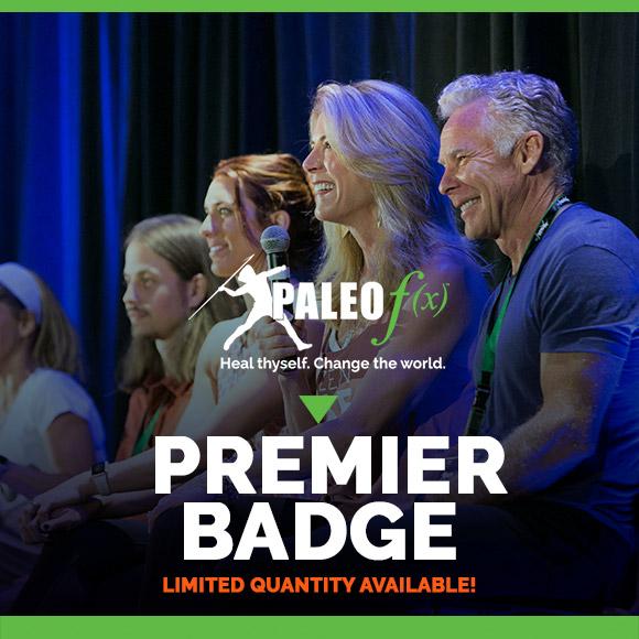 Premier Badge Paleo f(x)™