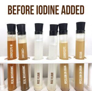Iodine: Before