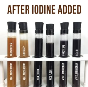 Iodine After