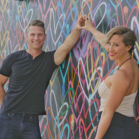 Adam and Vanessa Lambert