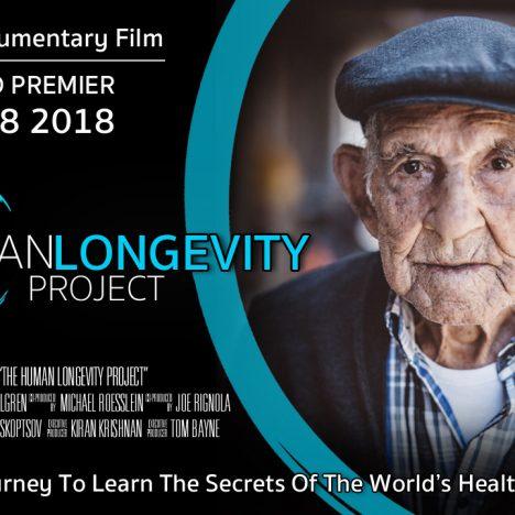 human longevity project banner