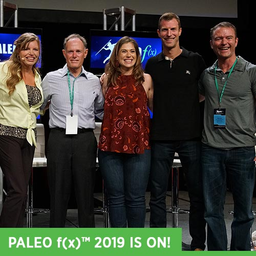 Paleo FX Event Badges on Sale Now