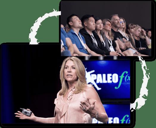 Paleo f(x) Talks by Leaders in the Health Space like JJ Virgin